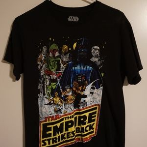 Star Wars:The Empire Strikes Back shirt